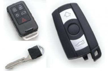 PROXIMITY-SLOT-REMOTE CAR KEYS
